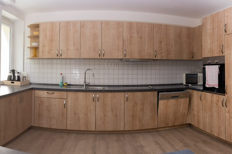 Küche Wendepunkt