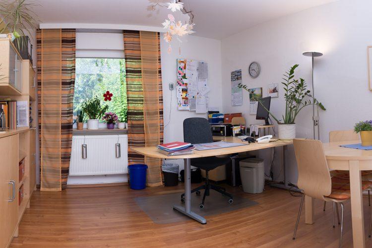 Büro Bungalow
