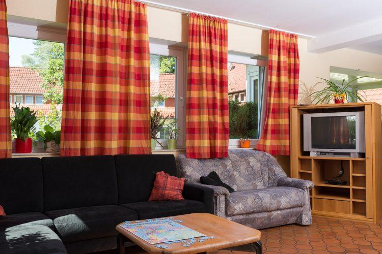 Jugendhaus Wohnzimmer