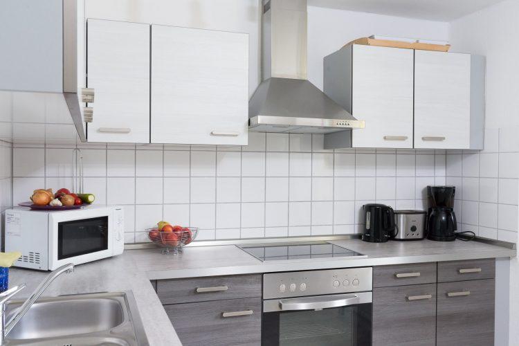 Küche Dachsbau