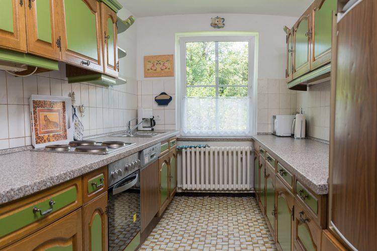Küche Löwenzahn